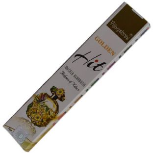 Vijayshree Golden Hit Masala Incense Sticks (1 x 15g box)